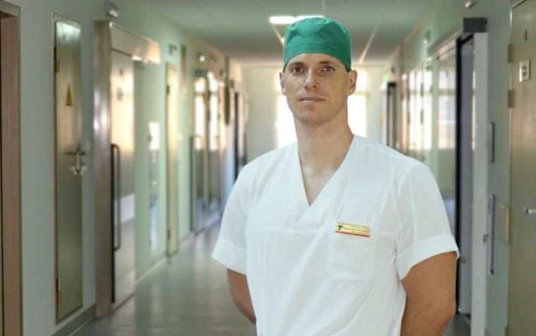 Дмитрий Владимиров - врач акушер-гинеколог