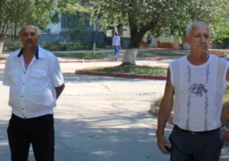В керченской больнице на журналистов напала охрана