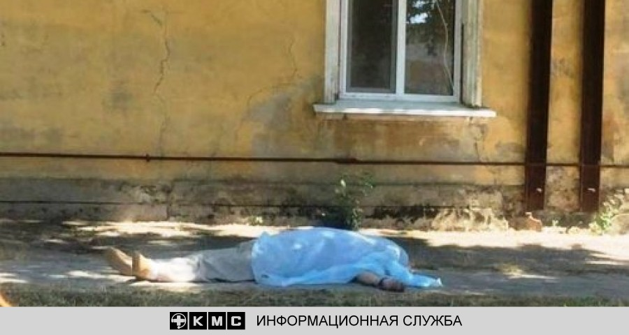 В Керчи по дороге в больницу умер мужчина