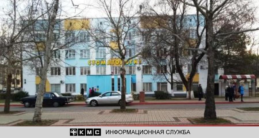 В Керчи арестовали главного врача Городской стоматологической поликлиники