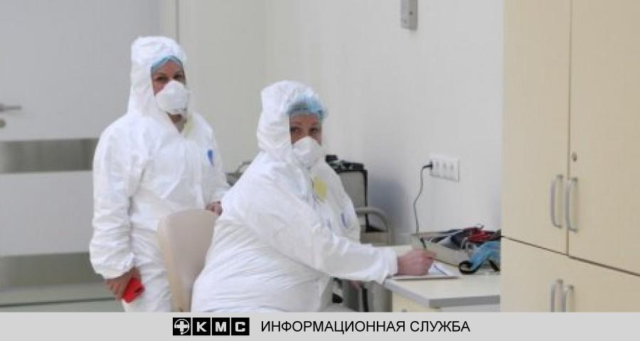 Раскрыты места расположения обсерваторов для пациентов с COVID-19 в Крыму