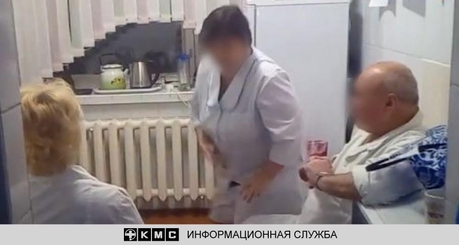 Мужчина оскорбил медиков дежурной смены одной из больниц Архангельской области