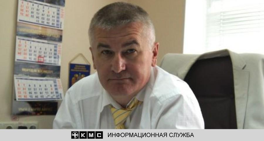 Уволен директор Крымского центра медицины катастроф