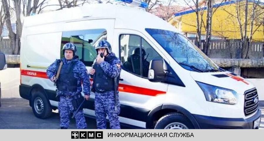 Медики скорой помощи Симферополя получат персональную охрану