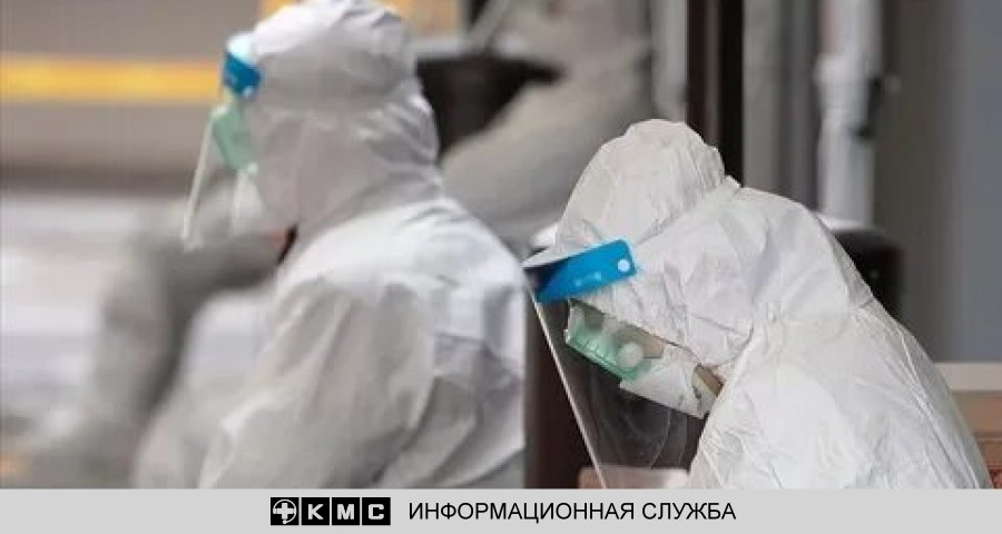 В Крыму начнут строить мобильный госпиталь для пациентов с COVID-19