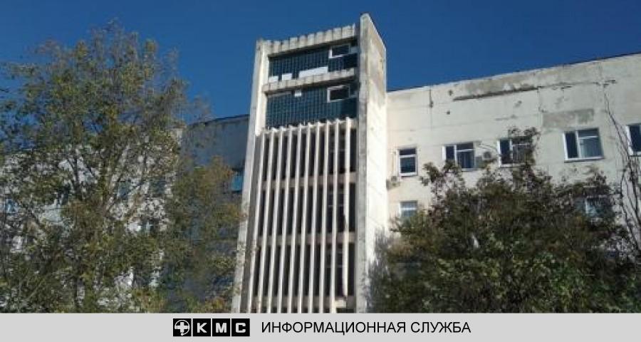В Севастополе продолжается ремонт Родильного дома №2