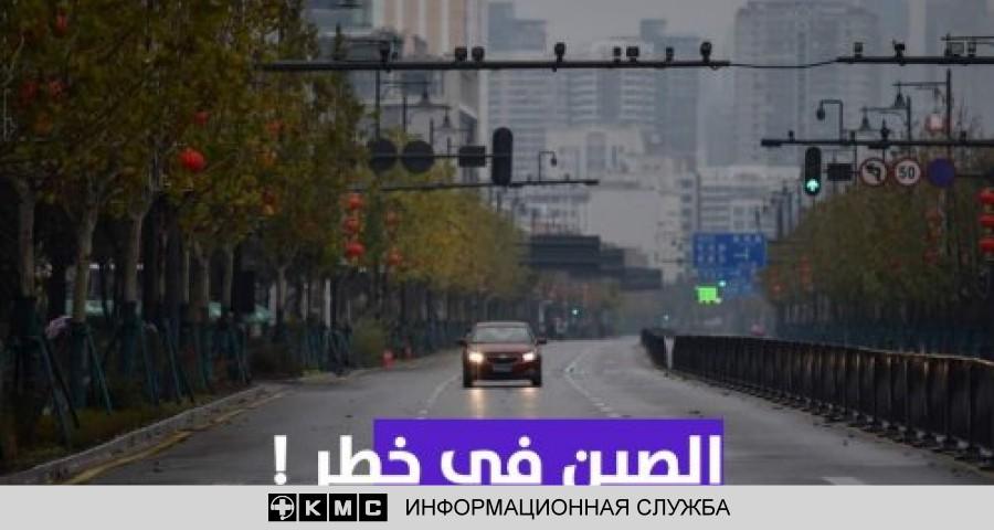 В сети появилось видео опустевших улиц городов Европы