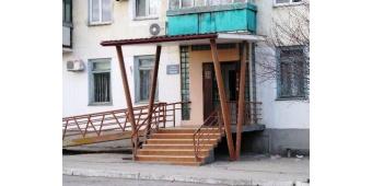 Поликлиника №2 на Силаева, Севастополь
