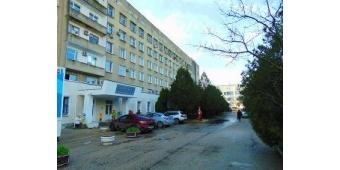 Городская больница №5 - ЦОЗМиР в Севастополе