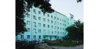 Здание роддома №2 в Симферополе