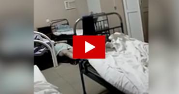 В больнице Стерлитамака пациентка пролежала на холодном полу полтора часа